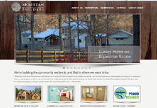 "Savvy Methodology Offered by McMillan Builders Resonates with Smart Buyers, Differentiates the Davidson Firm From Crowded ""Custom"" Builder Market"