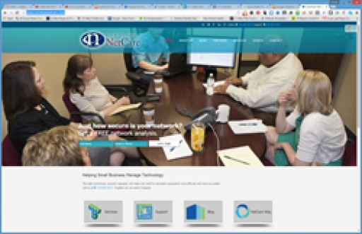 Charlotte IT Firm, Carolinas Net Care LLC, Showcases Recent Merger and New Website at 10th Anniversary Event, April 1, 2016